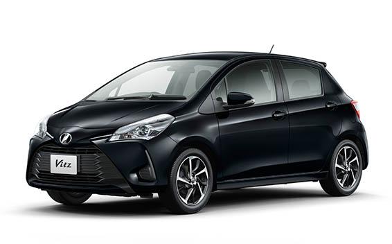 Toyota Vitz 1