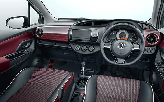 Toyota Vitz 7