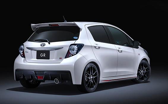 Toyota Vitz 10