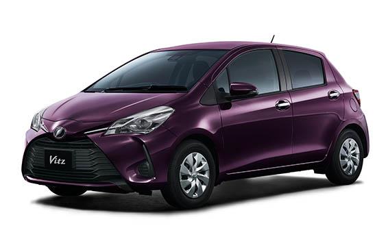 Toyota Vitz 18