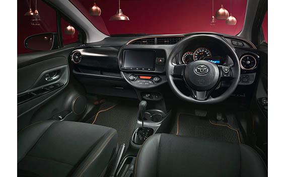 Toyota Vitz 21