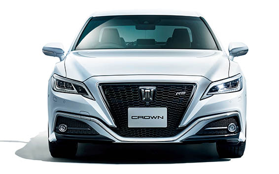 Toyota Crown 4