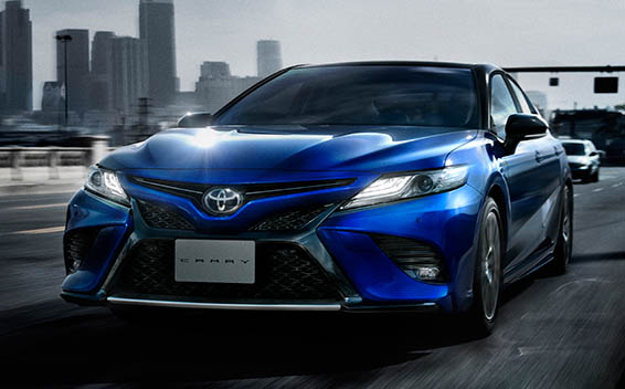 Toyota Camry 1