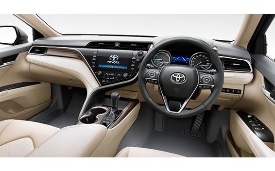Toyota Camry 25