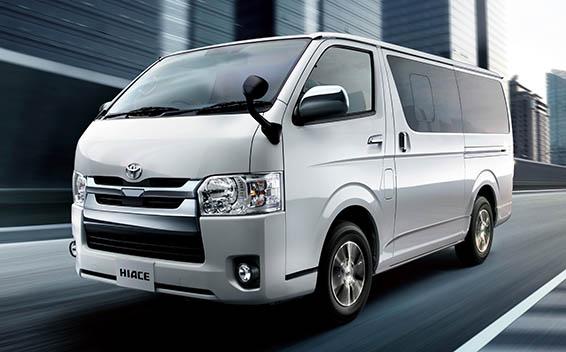 Toyota Hiace Van 1