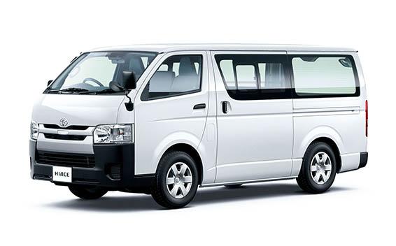 Toyota Hiace Van 5