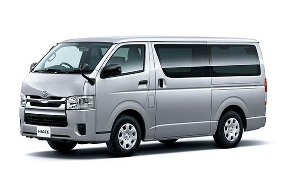 Toyota Hiace Van 6