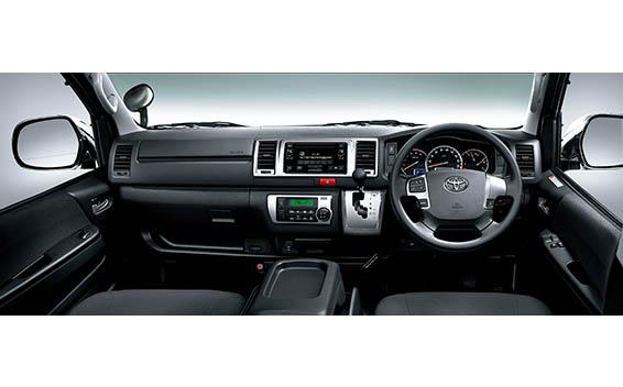 Toyota Hiace Van 10