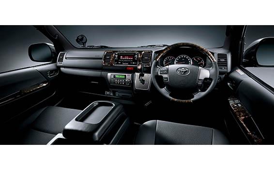 Toyota Hiace Van 18