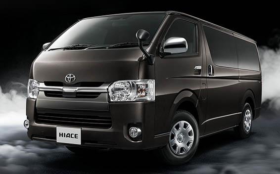 Toyota Hiace Van 21
