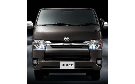 Toyota Hiace Van 23