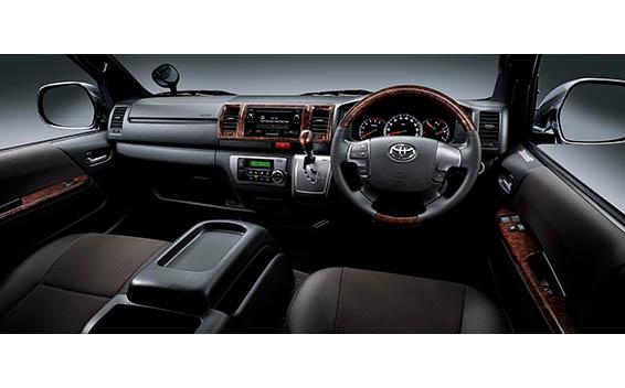 Toyota Hiace Van 25