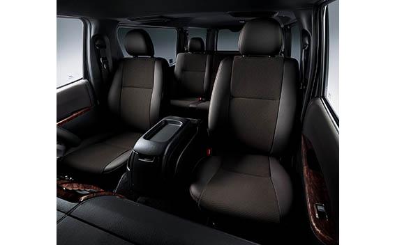 Toyota Hiace Van 26