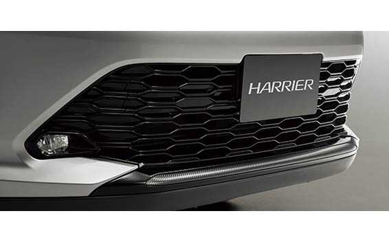 Toyota Harrier 18