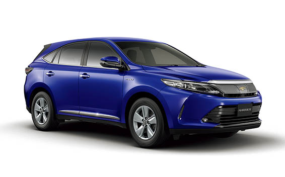 Toyota Harrier Hybrid 2