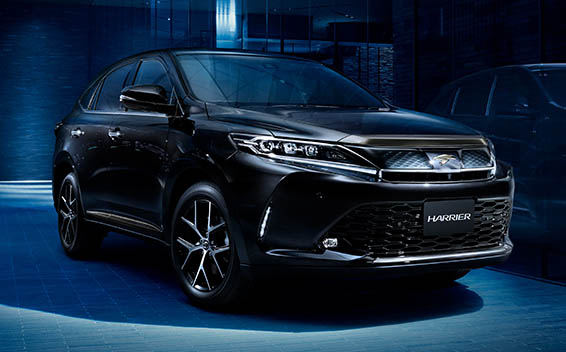 Toyota Harrier Hybrid 23