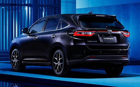 Toyota Harrier Hybrid 24