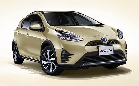 Toyota AQUA 13