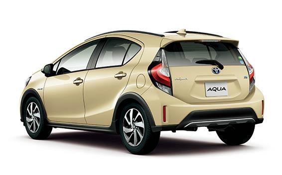 Toyota AQUA 15