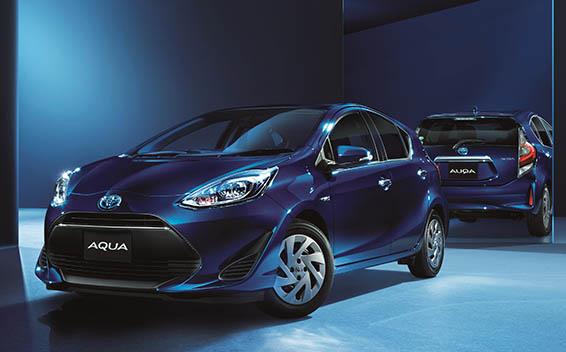 Toyota AQUA 18