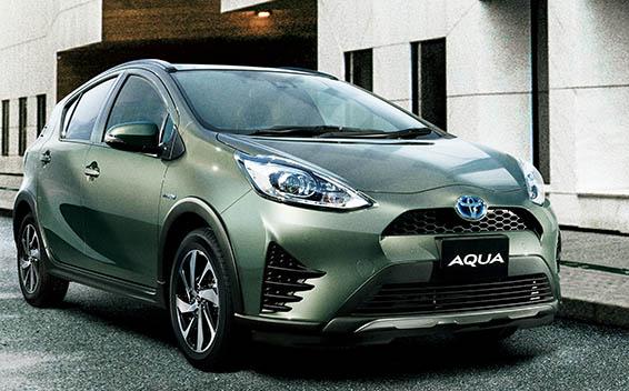 Toyota AQUA 19