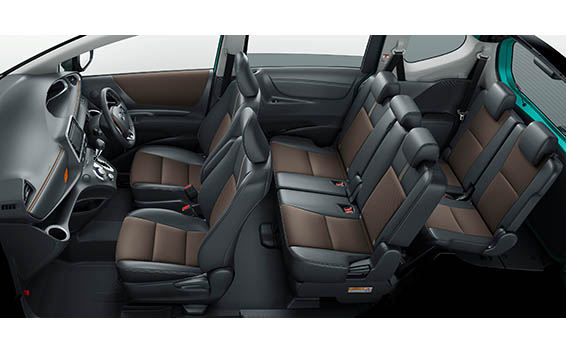 Toyota Sienta 5