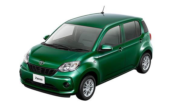 Toyota Passo 2