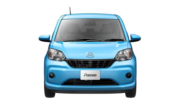 Toyota Passo 5