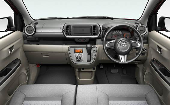 Toyota Passo 7