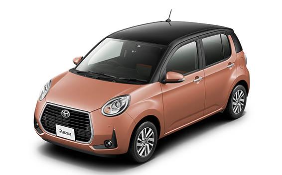 Toyota Passo 9
