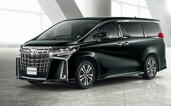 Toyota Alphard G 1