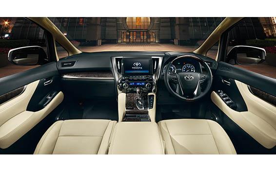 Toyota Alphard G 4