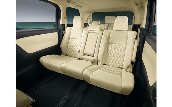 Toyota Alphard G 12