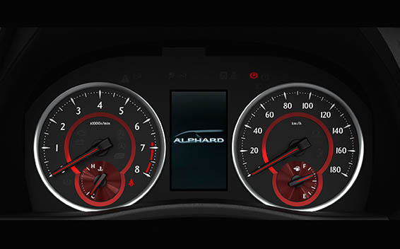 Toyota Alphard G 22