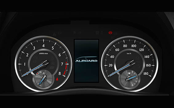 Toyota Alphard G 23