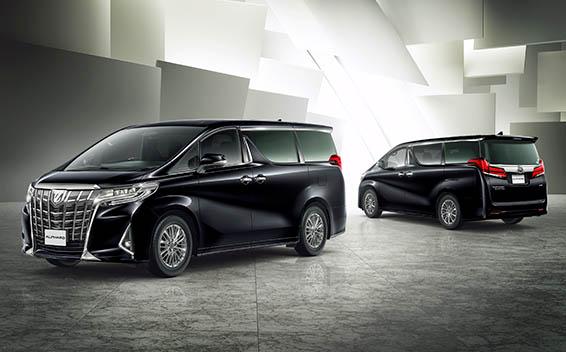Toyota Alphard Hybrid 9