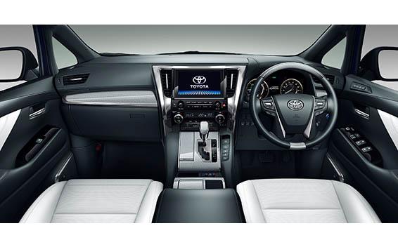 Toyota Alphard Hybrid 15