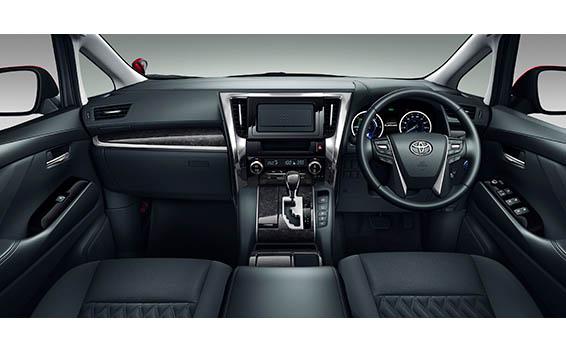 Toyota Alphard Hybrid 17