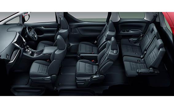 Toyota Alphard Hybrid 18