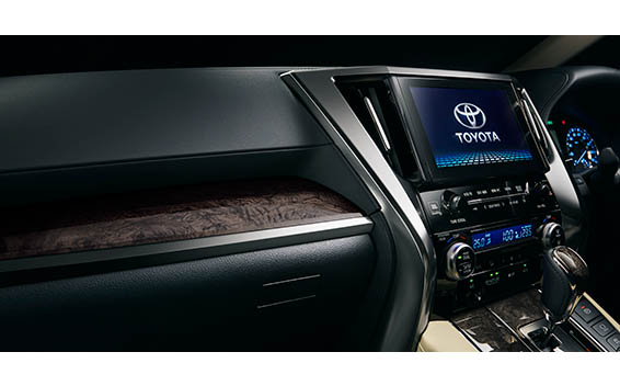 Toyota Alphard Hybrid 19