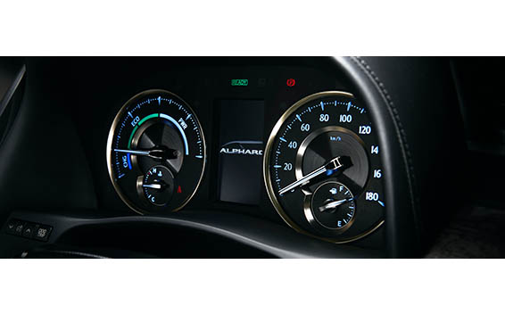 Toyota Alphard Hybrid 21