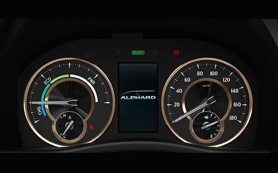 Toyota Alphard Hybrid 22