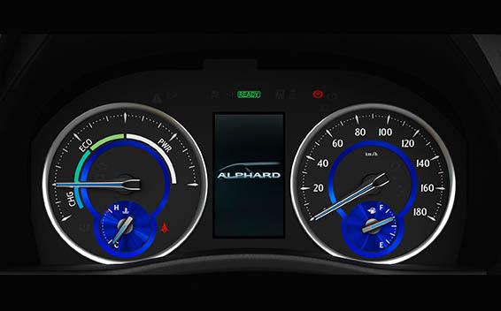 Toyota Alphard Hybrid 23