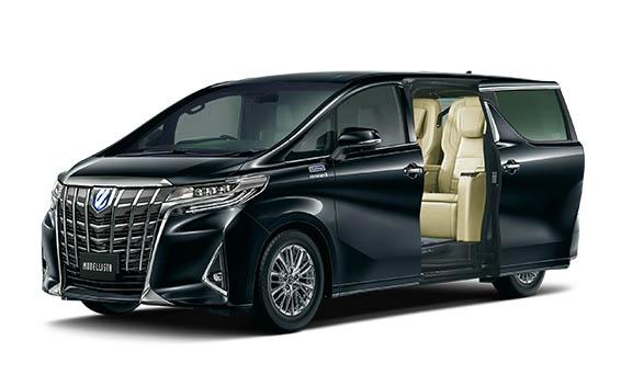 Toyota Alphard Hybrid 26