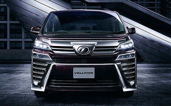 Toyota Vellfire 7