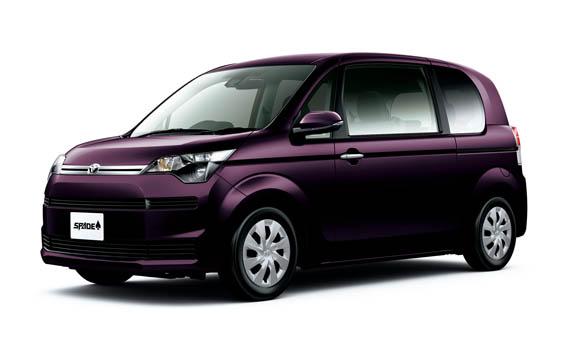 Toyota SPADE 2