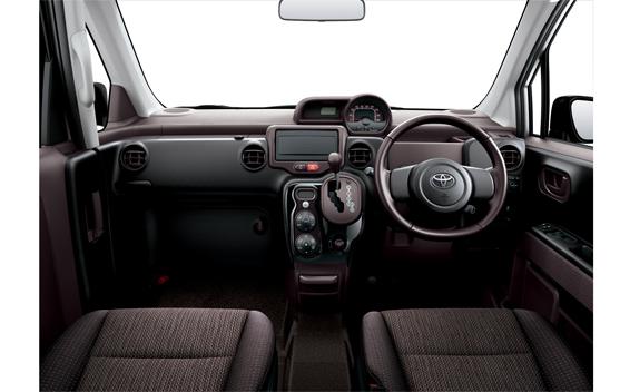 Toyota SPADE 5
