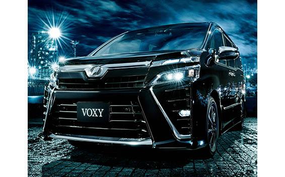 Toyota Voxy 9
