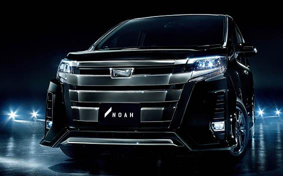 Toyota Noah 8