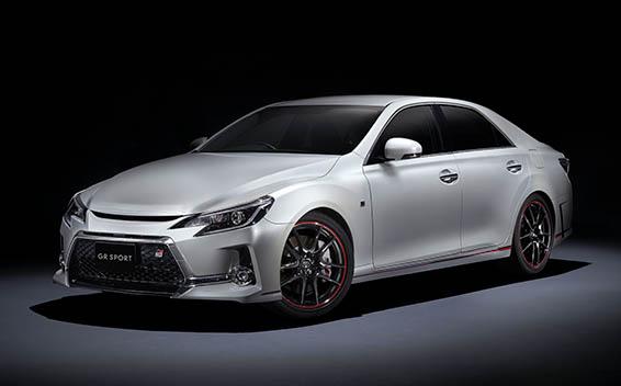 Toyota Mark X 1